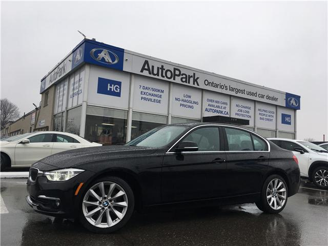 2017 BMW 330i xDrive (Stk: 17-03944) in Brampton - Image 1 of 27
