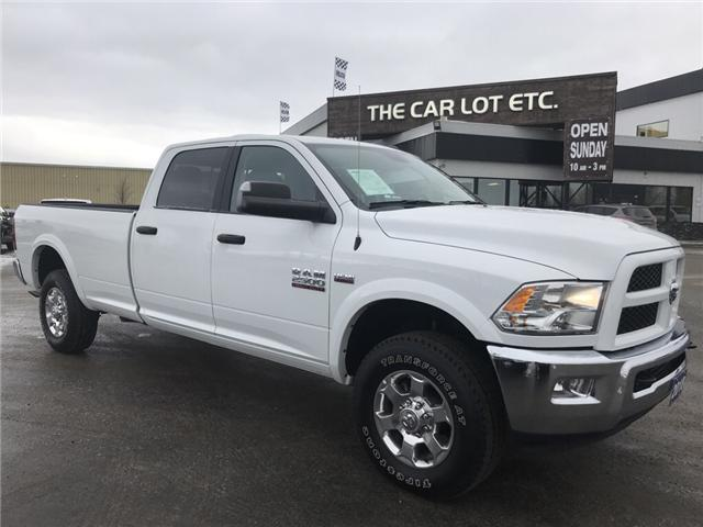 2018 RAM 2500 SLT (Stk: 18287) in Sudbury - Image 1 of 13