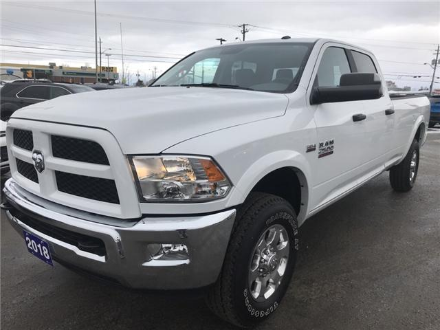 2018 RAM 2500 SLT (Stk: 18287) in Sudbury - Image 3 of 13