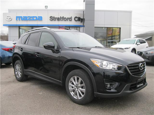 2016 Mazda CX-5 GS (Stk: 19019A) in Stratford - Image 1 of 24