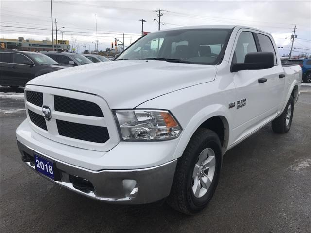2018 RAM 1500 SLT (Stk: 18518) in Sudbury - Image 3 of 12