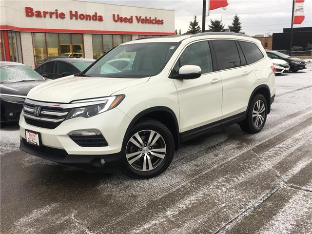2016 Honda Pilot EX-L RES (Stk: U16097) in Barrie - Image 1 of 20