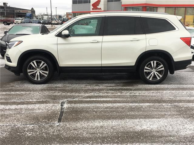 2016 Honda Pilot EX-L RES (Stk: U16097) in Barrie - Image 2 of 20