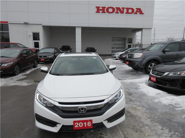 2016 Honda Civic EX (Stk: VA3301) in Ottawa - Image 2 of 10