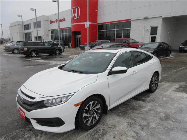 2016 Honda Civic EX (Stk: VA3301) in Ottawa - Image 1 of 10