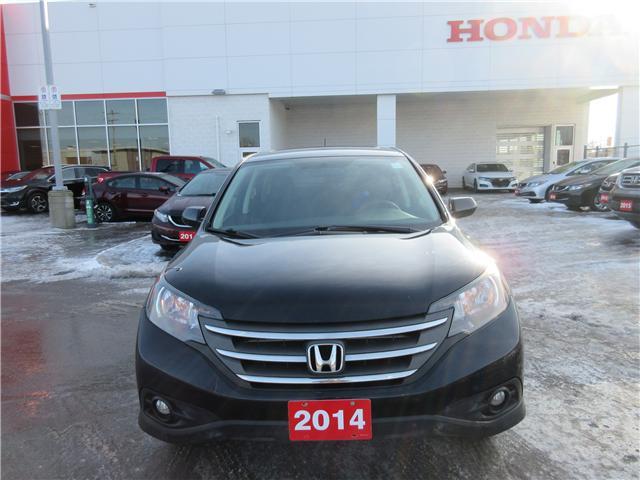 2014 Honda CR-V EX (Stk: SS3304) in Ottawa - Image 2 of 12