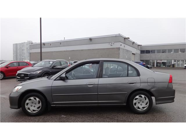 2004 Honda Civic LX (Stk: KC722323A) in Scarborough - Image 2 of 13