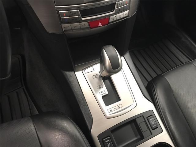 2011 Subaru Outback 3.6 R Limited Package (Stk: 200611) in Lethbridge - Image 19 of 29