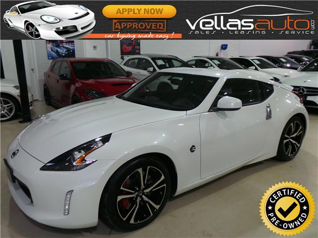 2019 Nissan 370Z Touring Sport (Stk: NP1387) in Vaughan - Image 1 of 25