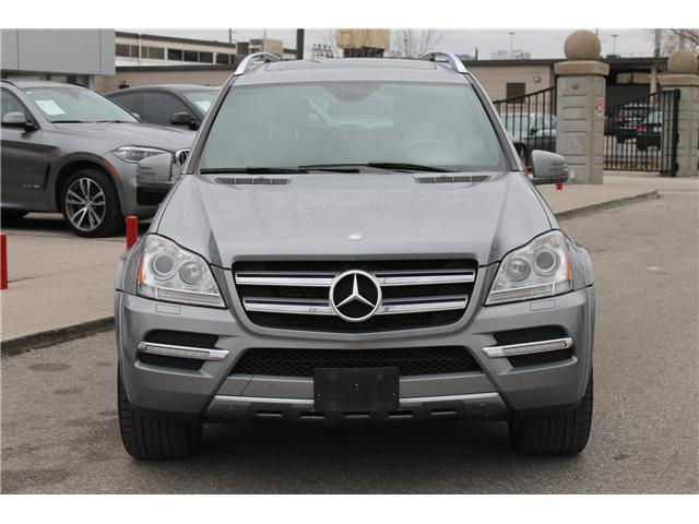 2012 Mercedes-Benz GL-Class  (Stk: 16611) in Toronto - Image 2 of 27