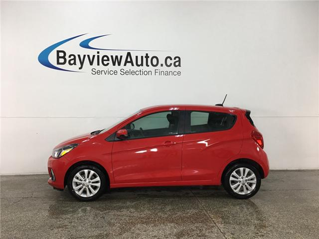 2018 Chevrolet Spark 1LT CVT (Stk: 34058R) in Belleville - Image 1 of 25