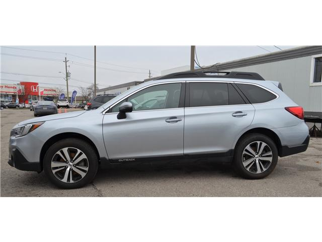 2018 Subaru Outback 2.5i Limited (Stk: S3508) in St.Catharines - Image 4 of 22