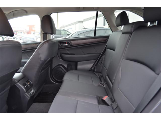 2018 Subaru Outback 2.5i Limited (Stk: S3508) in St.Catharines - Image 9 of 22