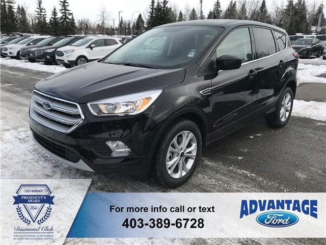 2019 Ford Escape SE (Stk: K-251) in Calgary - Image 1 of 5