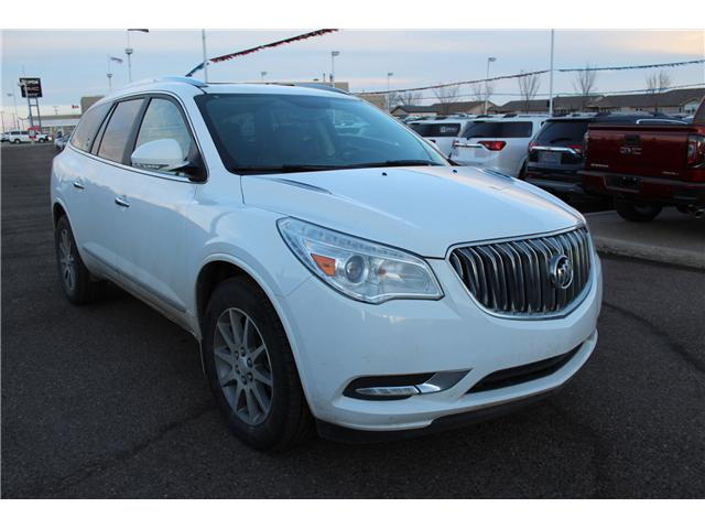 2017 Buick Enclave Leather (Stk: 161930) in Medicine Hat - Image 1 of 4
