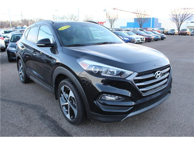 2016 Hyundai Tucson Premium (Stk: 169321) in Medicine Hat - Image 1 of 26