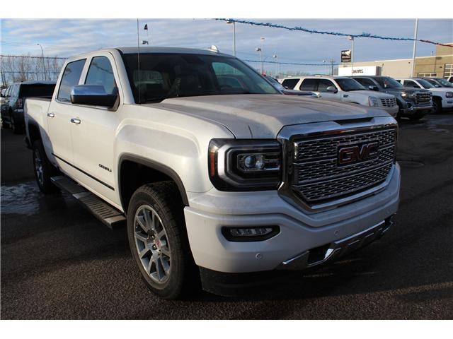 2018 GMC Sierra 1500 Denali (Stk: 169021) in Medicine Hat - Image 1 of 8