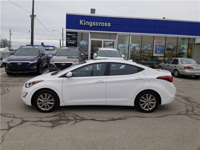 2016 Hyundai Elantra Sport Appearance (Stk: 28077A) in Scarborough - Image 1 of 12