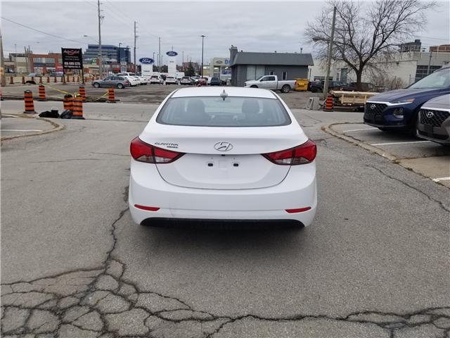 2016 Hyundai Elantra Sport Appearance (Stk: 28077A) in Scarborough - Image 5 of 12