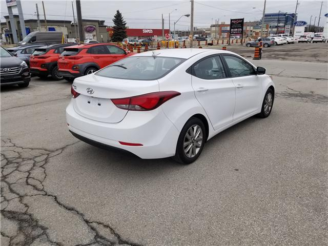 2016 Hyundai Elantra Sport Appearance (Stk: 28077A) in Scarborough - Image 6 of 12