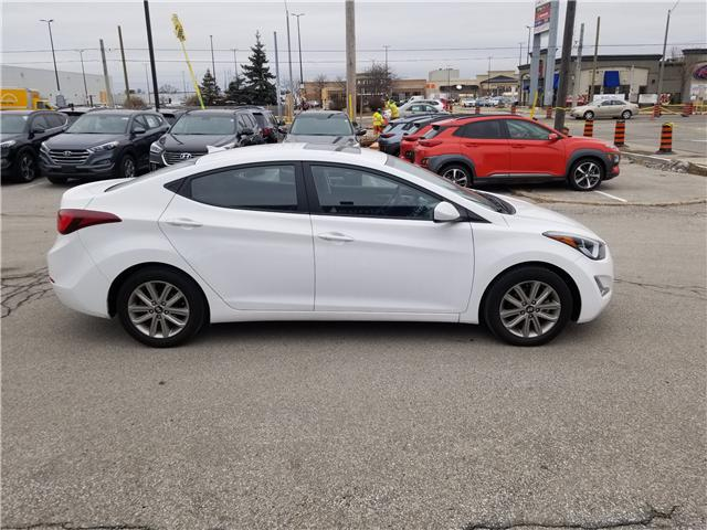 2016 Hyundai Elantra Sport Appearance (Stk: 28077A) in Scarborough - Image 7 of 12