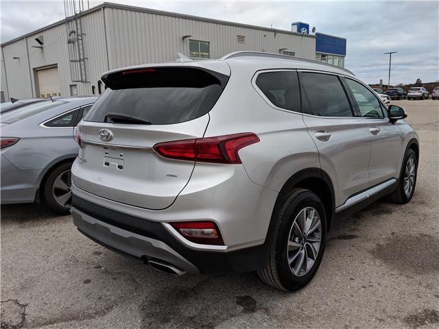 2019 Hyundai Santa Fe Preferred 2.4 (Stk: 90073) in Goderich - Image 3 of 12