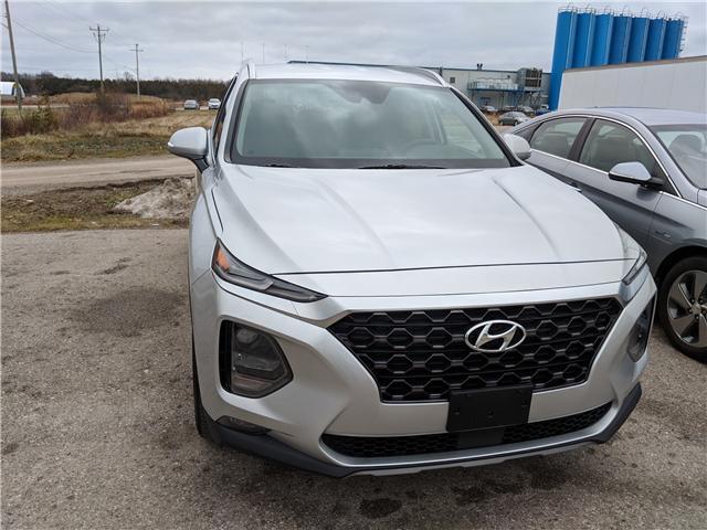 2019 Hyundai Santa Fe Preferred 2.4 (Stk: 90073) in Goderich - Image 4 of 12