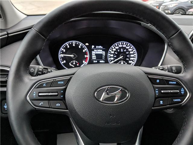 2019 Hyundai Santa Fe Preferred 2.4 (Stk: 90073) in Goderich - Image 9 of 12