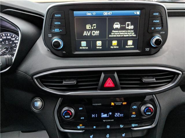 2019 Hyundai Santa Fe Preferred 2.4 (Stk: 90073) in Goderich - Image 10 of 12
