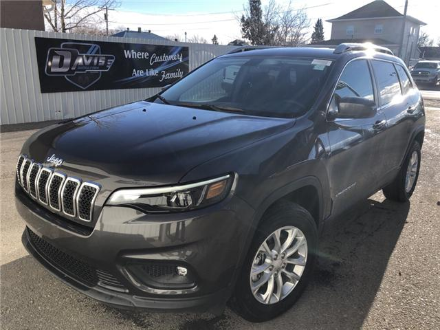 2019 Jeep Cherokee North (Stk: 14223) in Fort Macleod - Image 1 of 17
