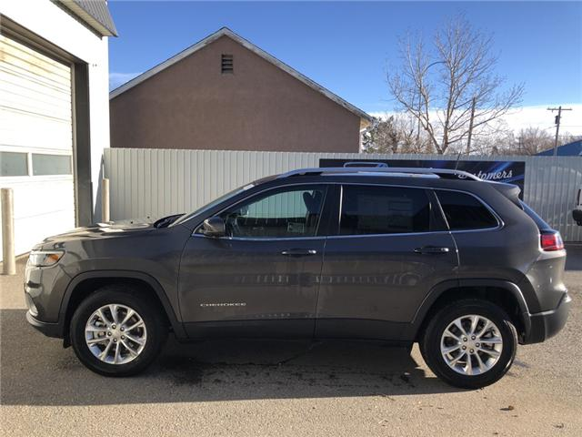 2019 Jeep Cherokee North (Stk: 14223) in Fort Macleod - Image 2 of 17