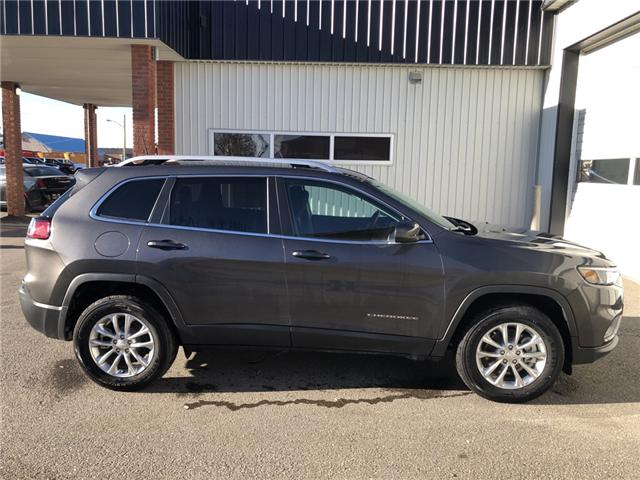 2019 Jeep Cherokee North (Stk: 14223) in Fort Macleod - Image 6 of 17