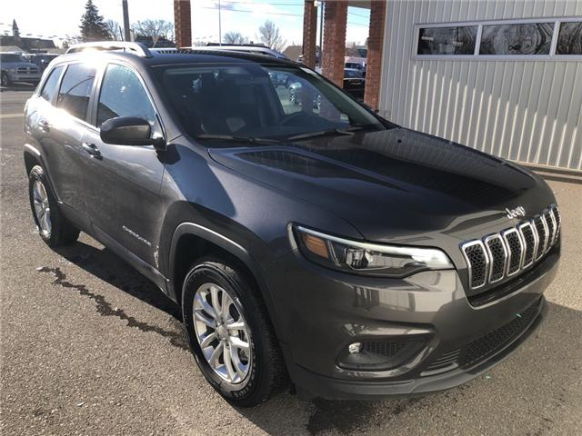 2019 Jeep Cherokee North (Stk: 14223) in Fort Macleod - Image 7 of 17