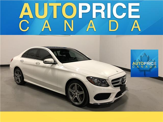 2016 Mercedes-Benz C-Class Base (Stk: W0032) in Mississauga - Image 1 of 28