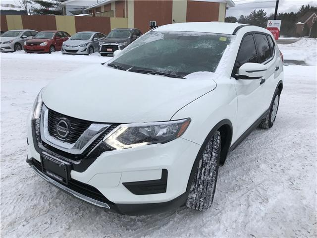 2018 Nissan Rogue S (Stk: 18345-1) in Pembroke - Image 1 of 17