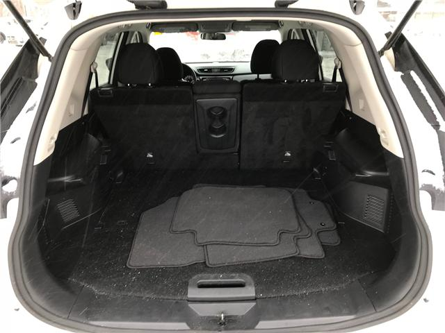 2018 Nissan Rogue S (Stk: 18345-1) in Pembroke - Image 10 of 17