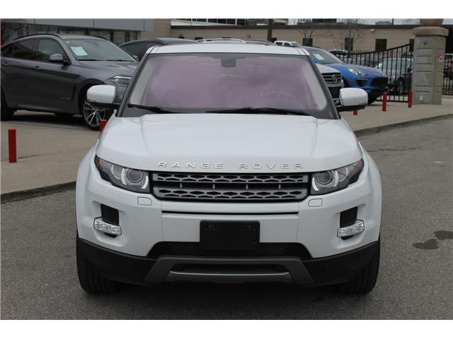 2012 Land Rover Range Rover Evoque Pure Plus (Stk: 16612) in Toronto - Image 2 of 26