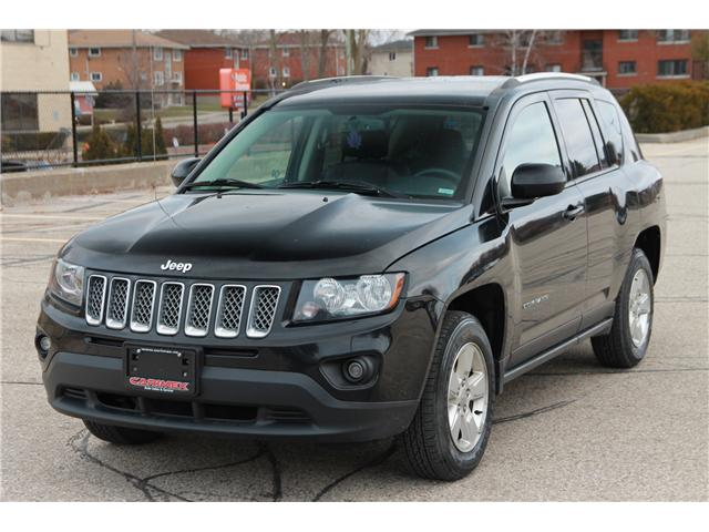 2014 Jeep Compass Sport/North (Stk: 1811570) in Waterloo - Image 1 of 25