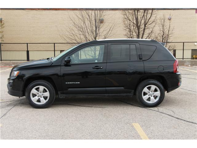 2014 Jeep Compass Sport/North (Stk: 1811570) in Waterloo - Image 2 of 25