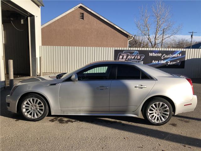 2011 Cadillac CTS 3.0L Base (Stk: 11675) in Fort Macleod - Image 2 of 20