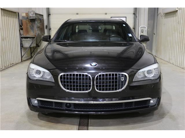 2010 BMW 750 Li xDrive (Stk: JP026) in Rocky Mountain House - Image 2 of 29