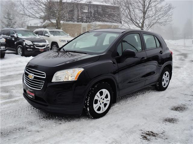 2016 Chevrolet Trax LS (Stk: 1440) in Orangeville - Image 2 of 20