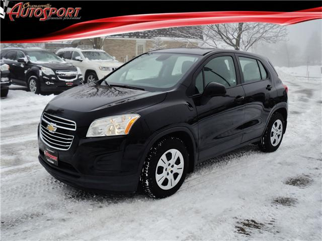 2016 Chevrolet Trax LS (Stk: 1440) in Orangeville - Image 1 of 20