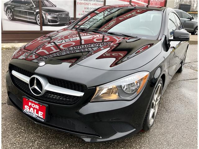 2015 Mercedes-Benz CLA-Class Base (Stk: 178529) in Toronto - Image 2 of 13