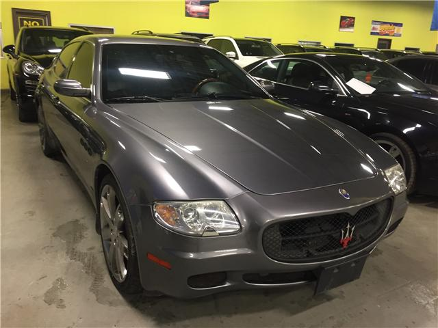 2007 Maserati Quattroporte Sport GT Automatic (Stk: C5440) in North York - Image 2 of 8