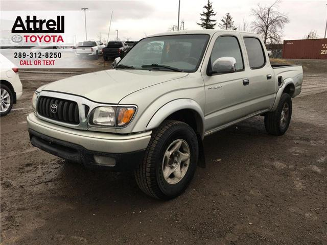 2003 Toyota Tacoma PRERUNNER 4X2 DOUBLE CAB, ALLOY WHEELS, POWER GROU (Stk: 40357A) in Brampton - Image 1 of 7