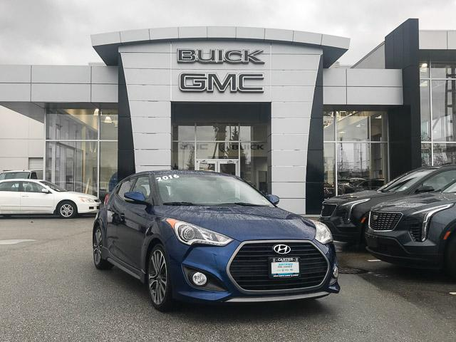 2016 Hyundai Veloster Base (Stk: 9B07301) in North Vancouver - Image 2 of 27