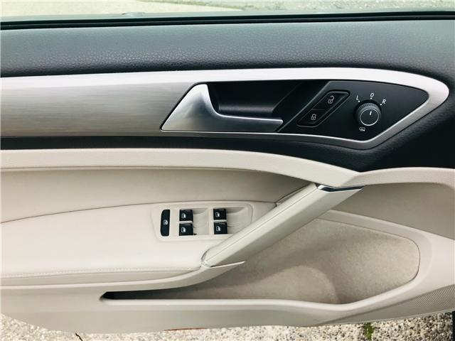 2015 Volkswagen Golf 1.8 TSI Comfortline (Stk: LF009420) in Surrey - Image 27 of 30