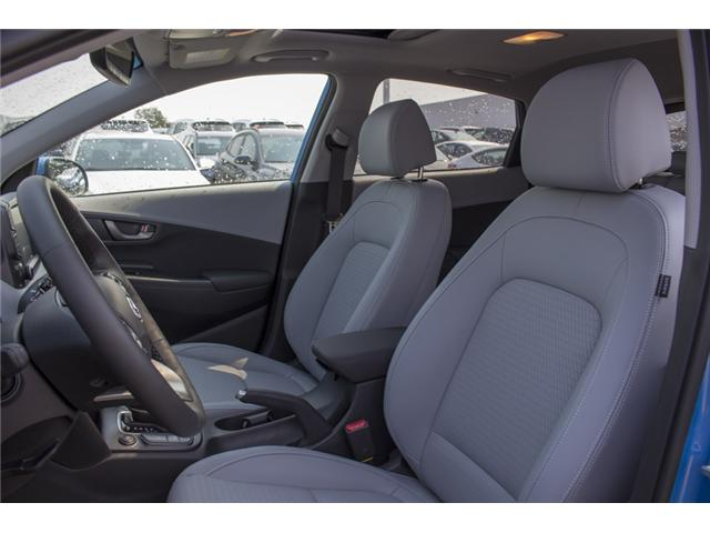 2018 Hyundai Kona 1.6T Ultimate (Stk: JK171571) in Abbotsford - Image 10 of 27
