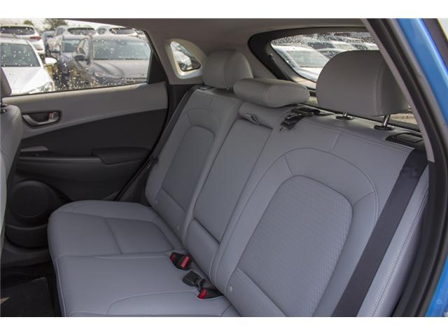 2018 Hyundai Kona 1.6T Ultimate (Stk: JK171571) in Abbotsford - Image 12 of 27